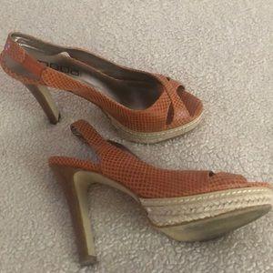 Beautiful spring/summer heels